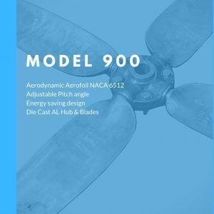 MODEL 900