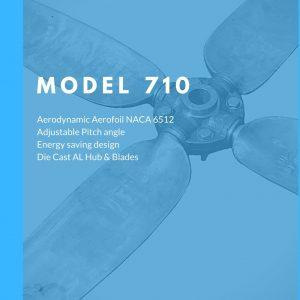 MODEL 710